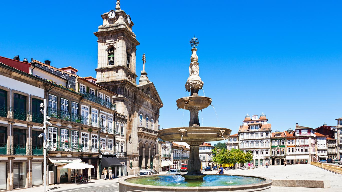 Guimarães autoverhuur
