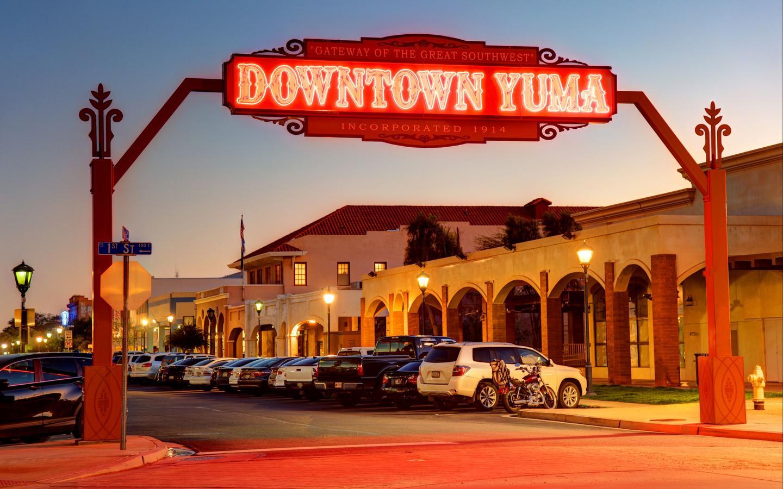 Ξενοδοχεία στην πόλη Yuma