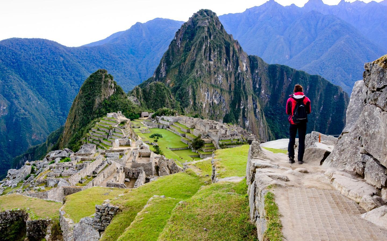 Machu Picchu hotellia