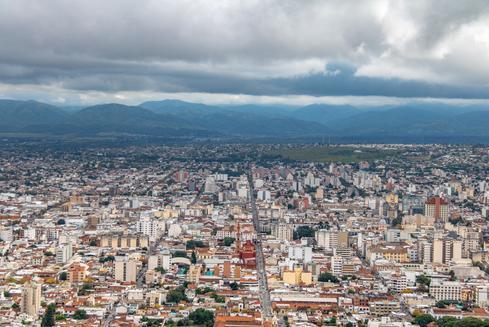 Ofertas de hotel en Ciudad de Salta