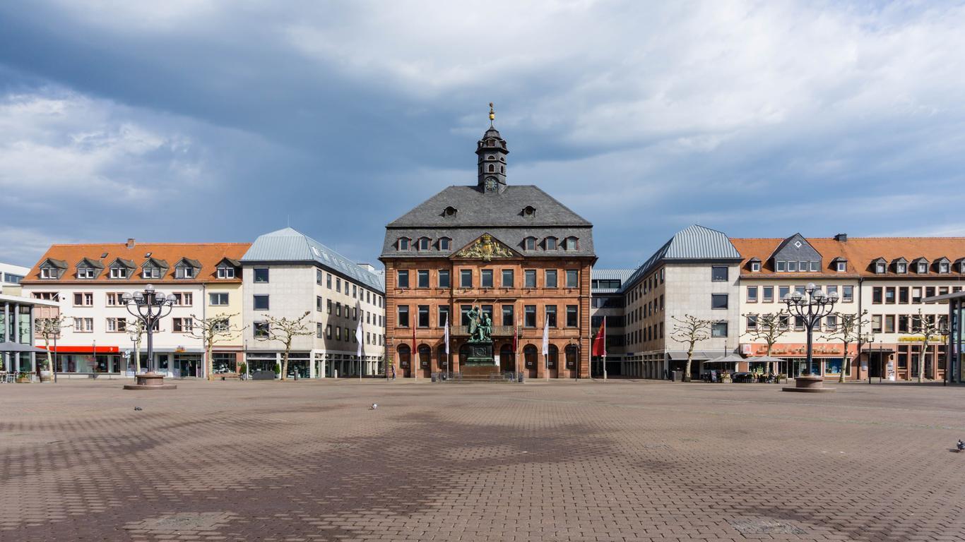 Hanau autoverhuur