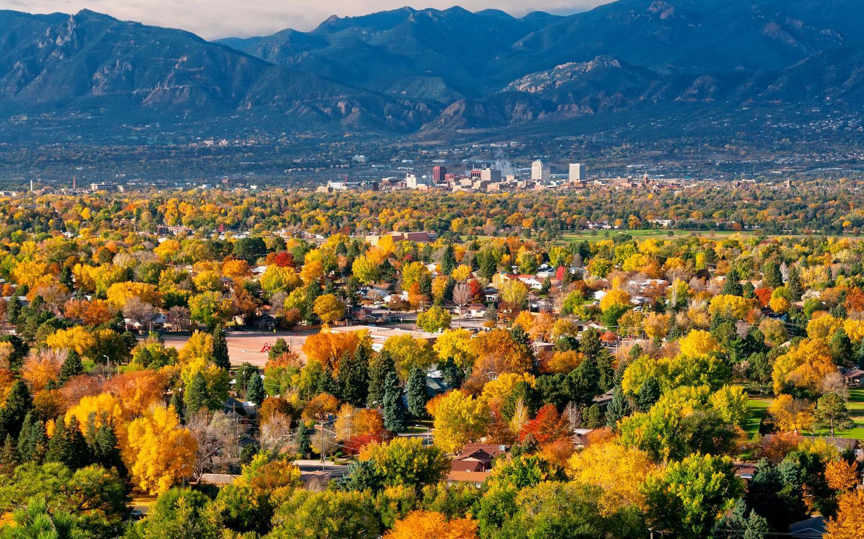 Hotéis em Colorado Springs