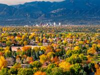 Colorado Springs hotellia