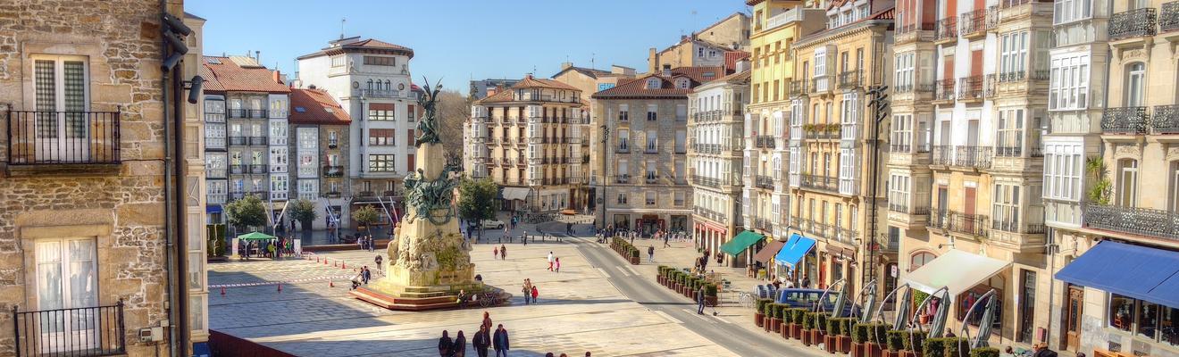Vitoria-Gasteiz hotellia