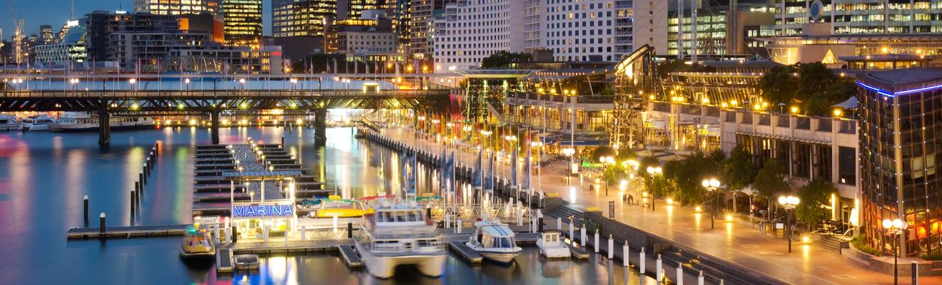 Sydney hotellia