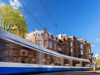 Amsterdam hotellia
