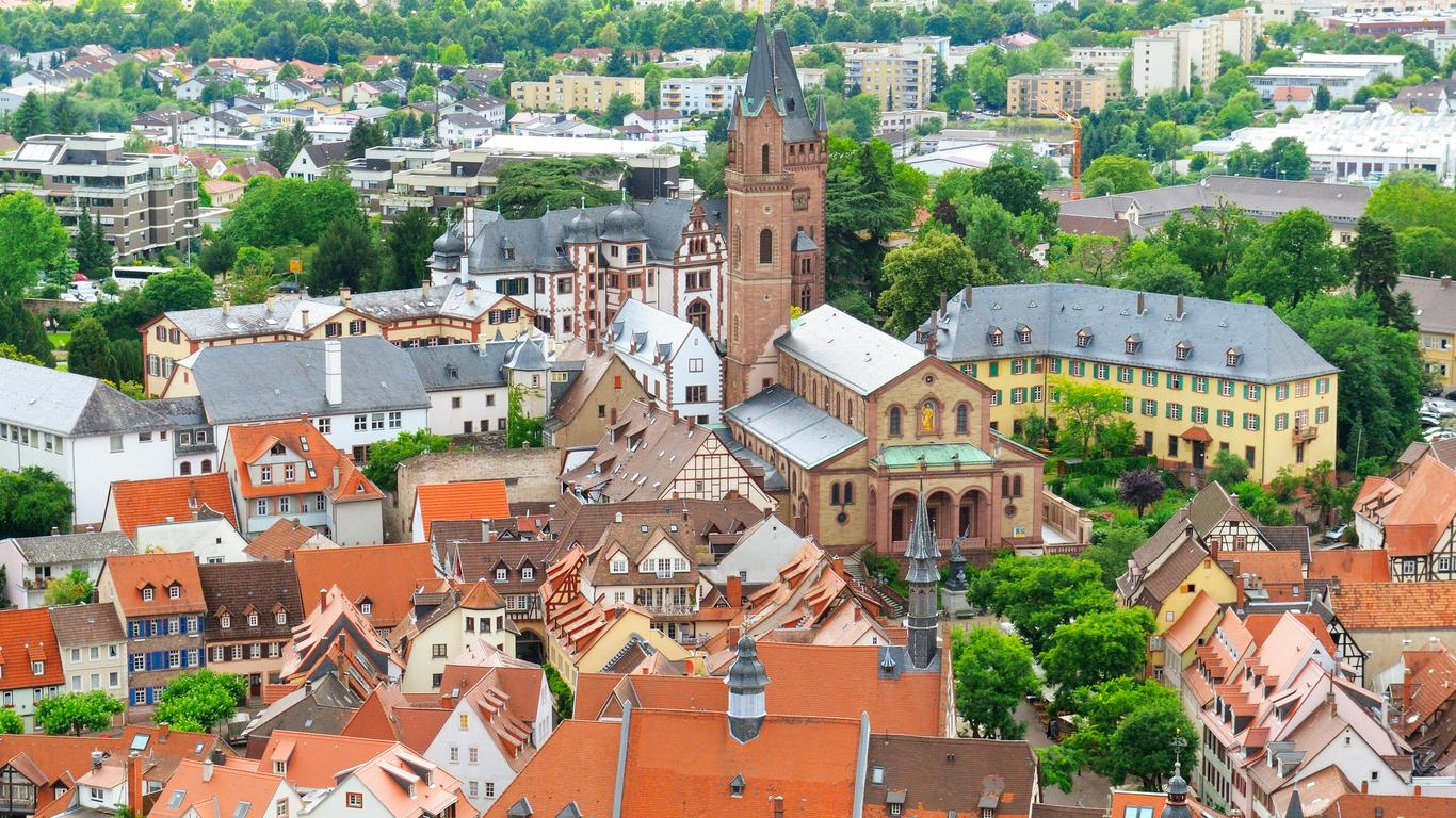 Mannheim autoverhuur
