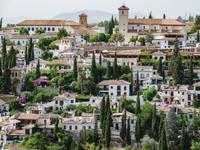 Ξενοδοχεία στην πόλη Γρανάδα