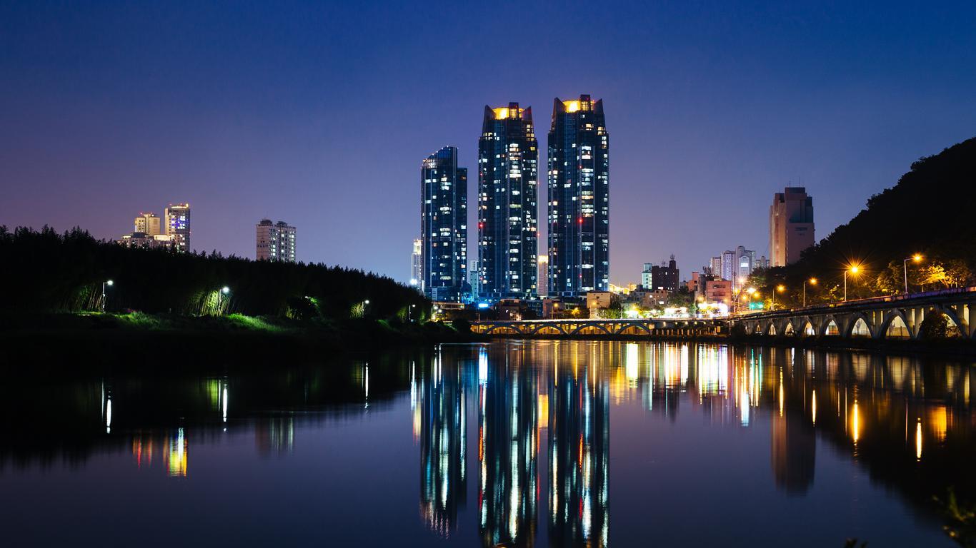 Renta de autos en Ulsan