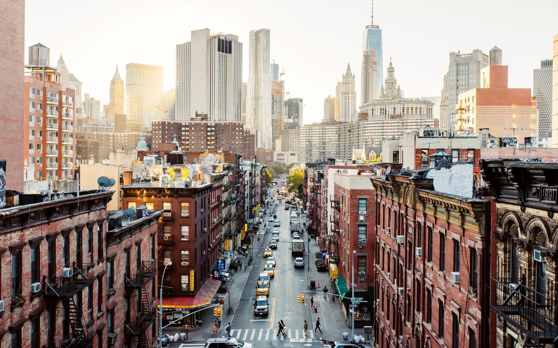 Нью-Йорк — отели