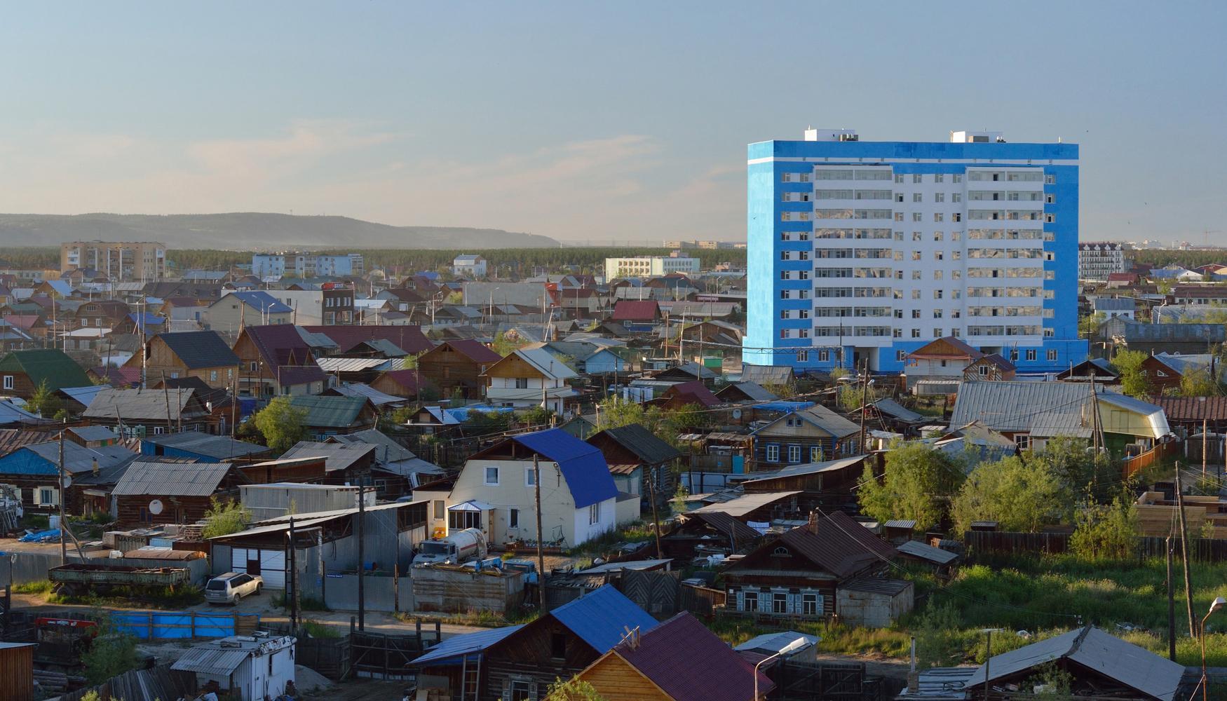 Auto de alquiler en Aeropuerto Yakutsk