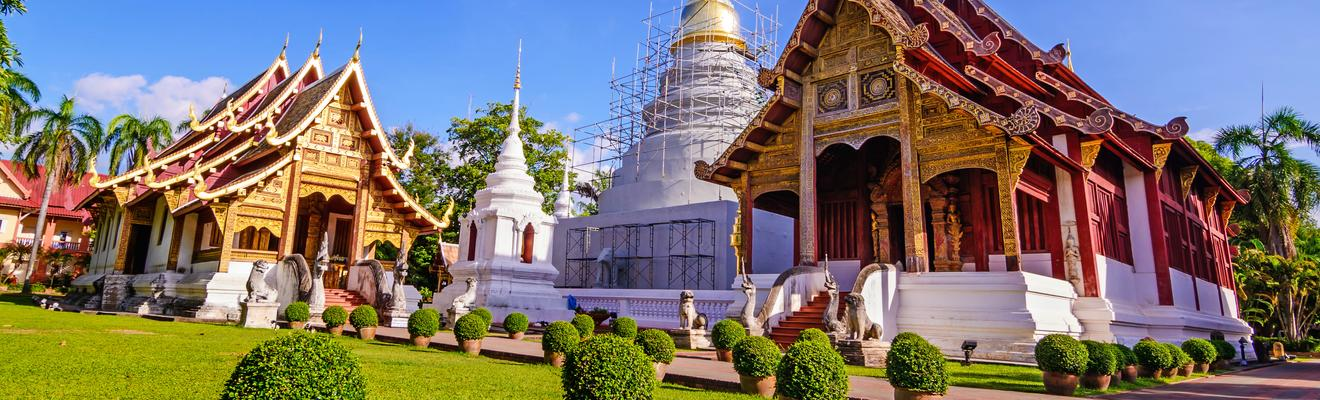 Ξενοδοχεία στην πόλη Τσιάνγκ Μάι