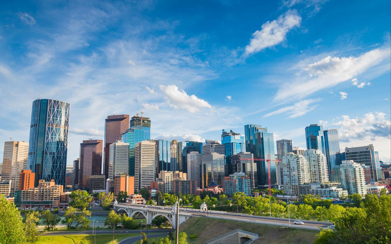 hotéis em Calgary