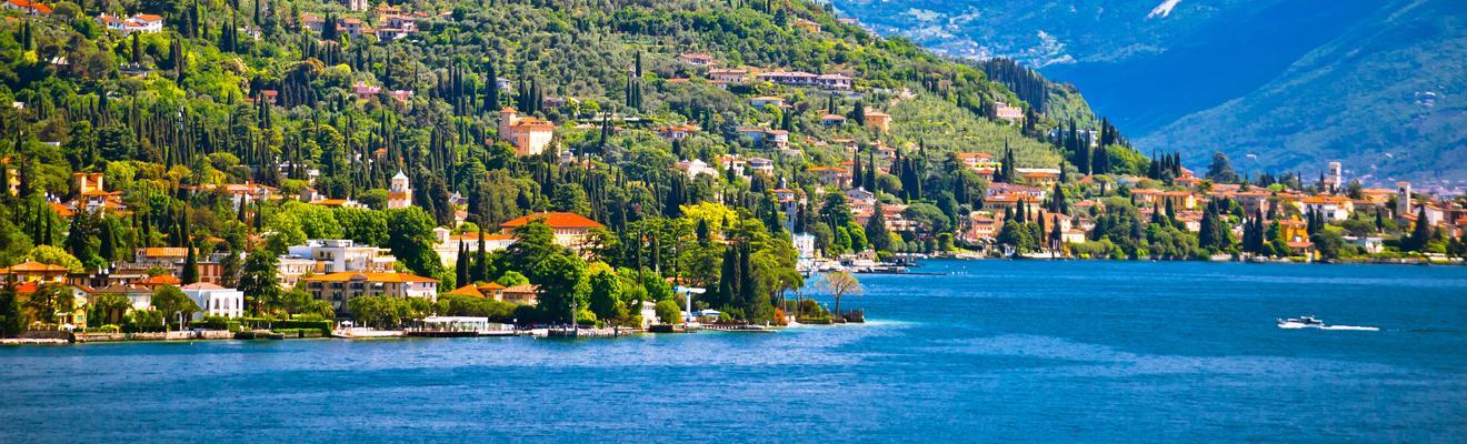 Ξενοδοχεία στην πόλη Gardone Riviera