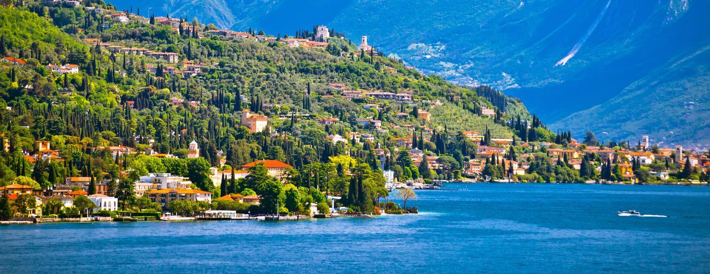 Khách sạn sang trọng ở Gardone Riviera