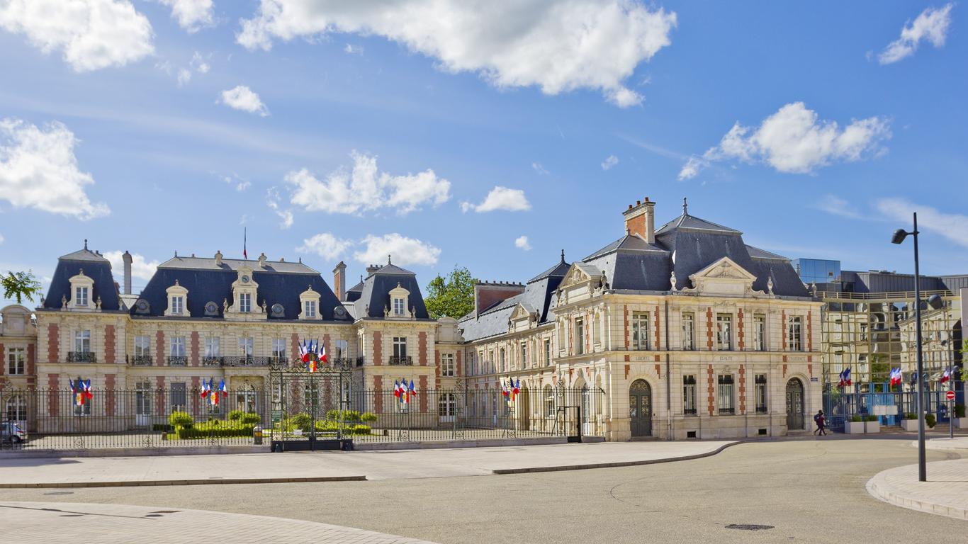 Mietwagen in Poitiers