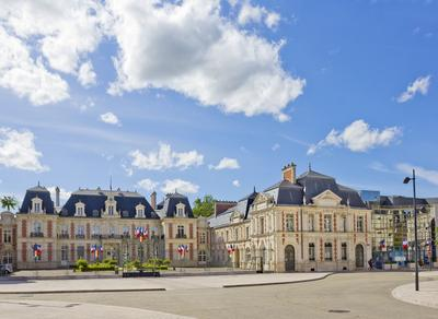 Poitiers hoteles
