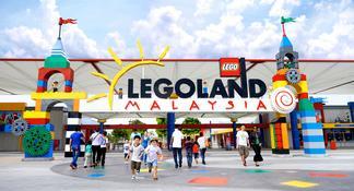 Legoland Malaysia Entrance Ticket