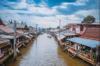Samut Songkhram hotels