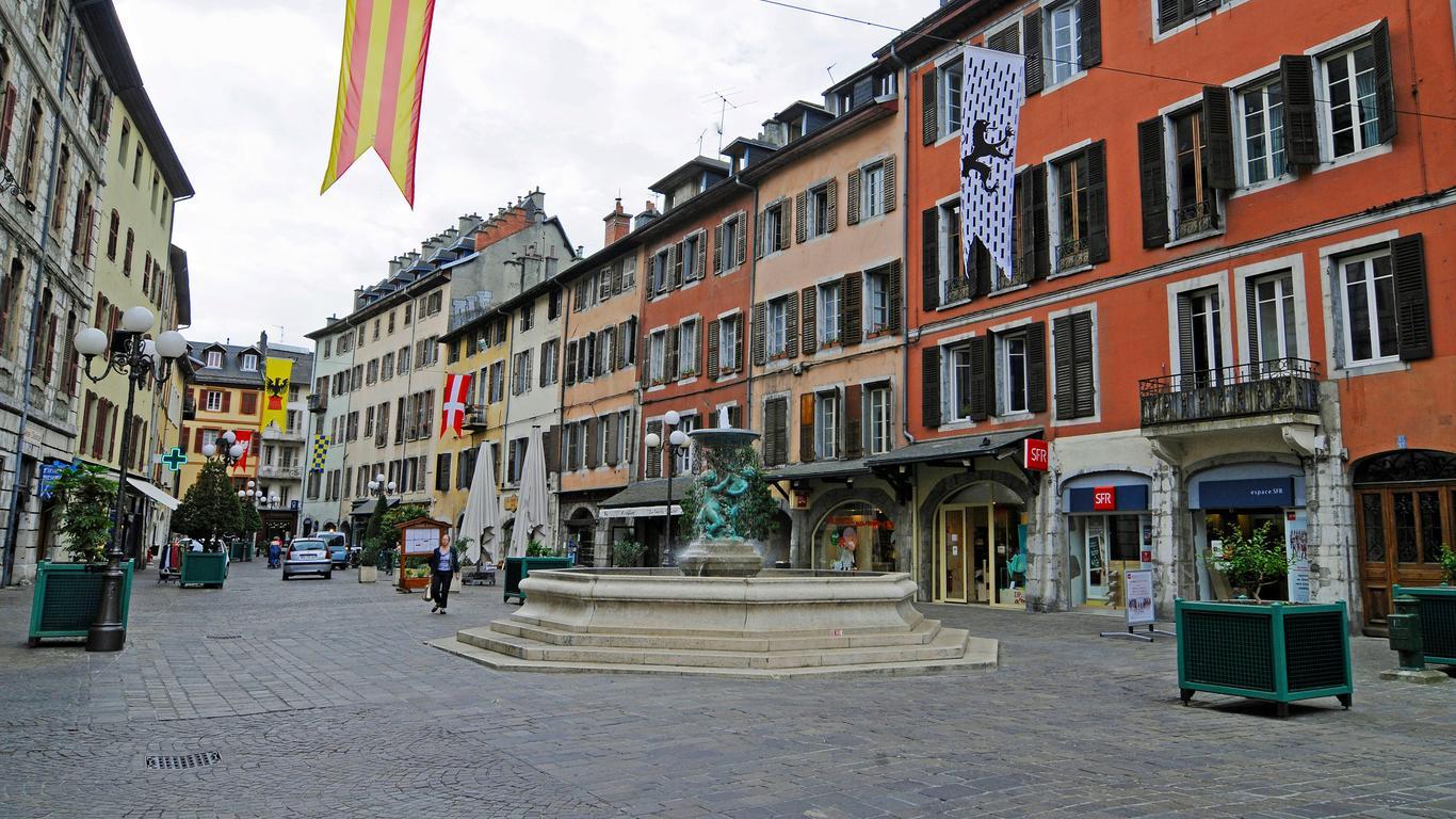 Chambéry autoverhuur