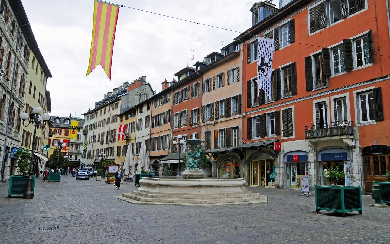 Chambéry hotels