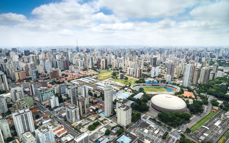 Hoteles en São Paulo