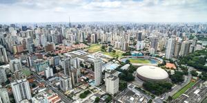 Autoverhuur in São Paulo