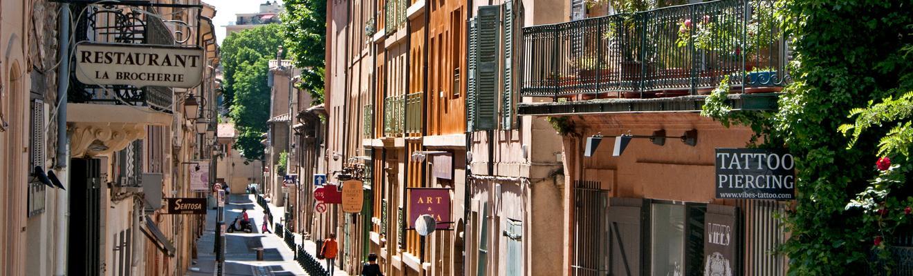 Aix-en-Provence hotellia
