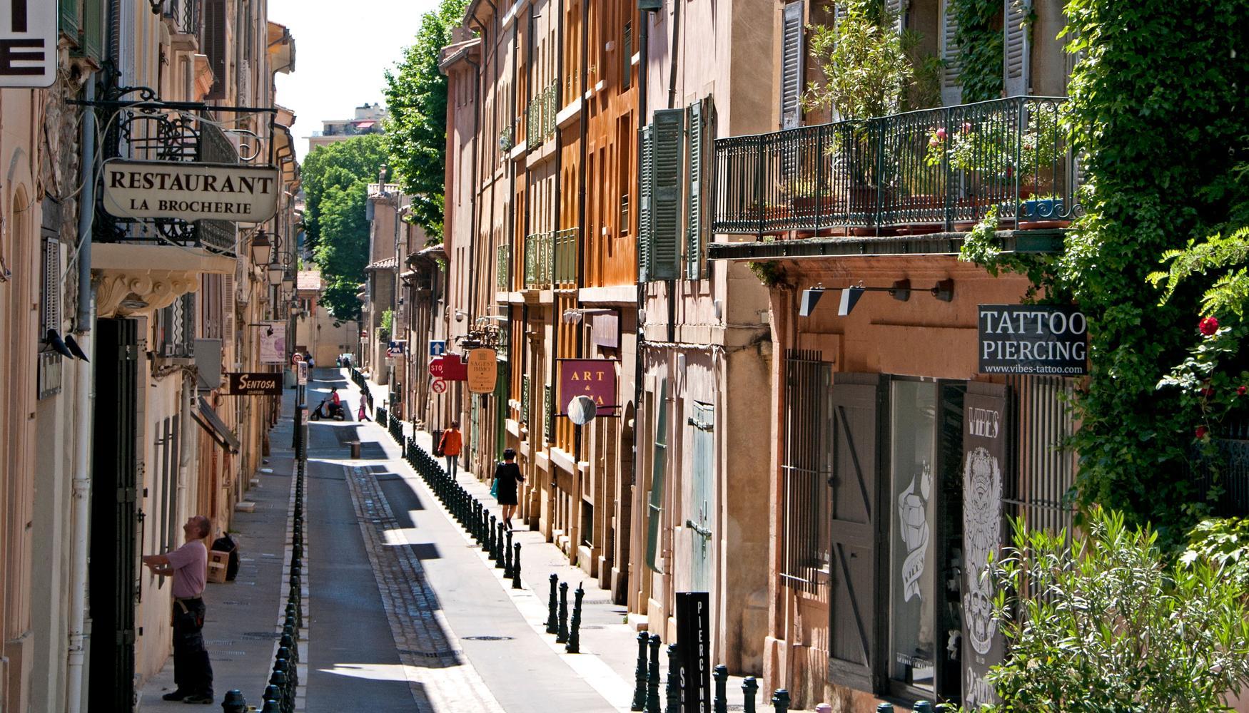 rencontre homosexuel à Aix en Provence