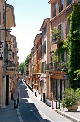 Hôtels à Aix en Provence
