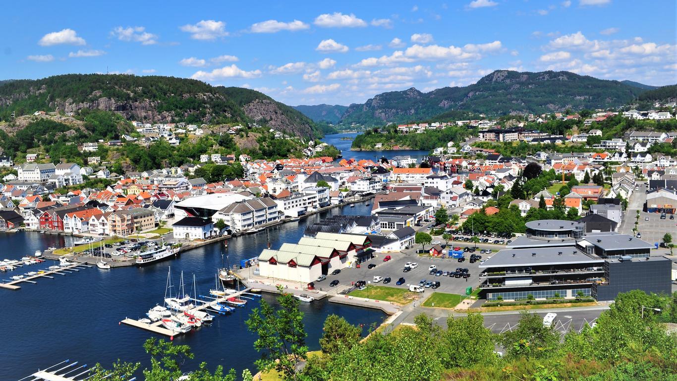 Flekkefjord: оренда авто