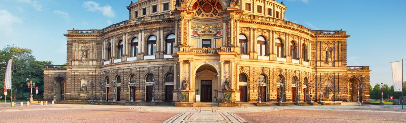 Ξενοδοχεία στην πόλη Δρέσδη