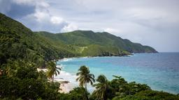 Location de voitures - Îles Vierges américaines