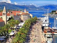 Ξενοδοχεία στην πόλη Trogir