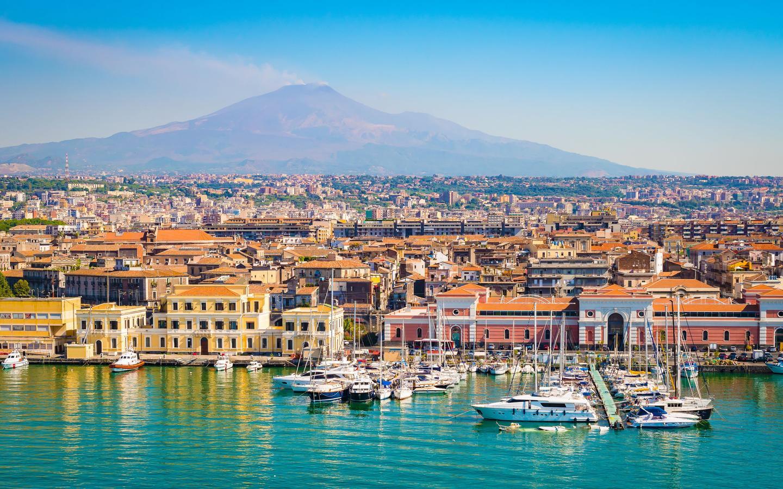 Hotels in Catania