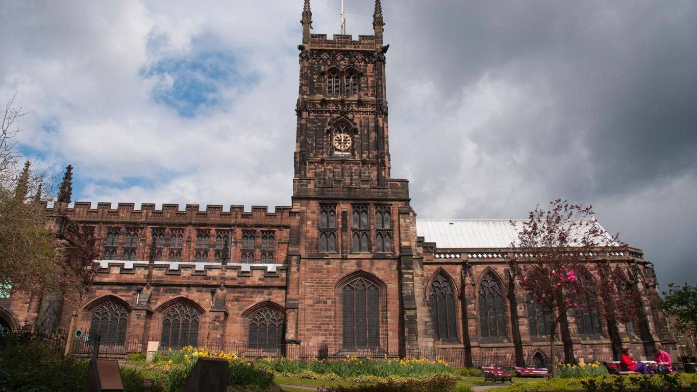 Coches de alquiler en Wolverhampton