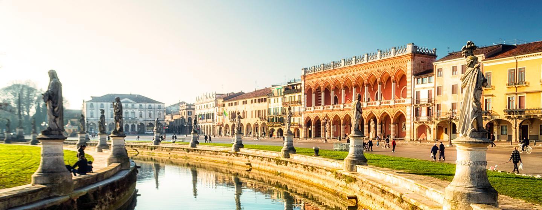 Padua luxury hotels