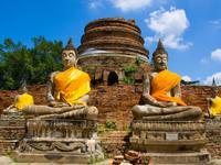 Ayutthaya hotellia