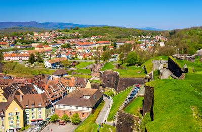 Ξενοδοχεία στην πόλη Belfort