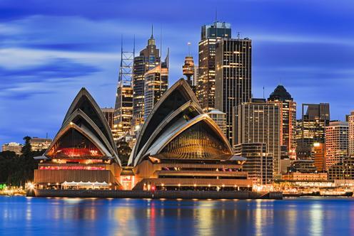 Promo Hotel di Sydney
