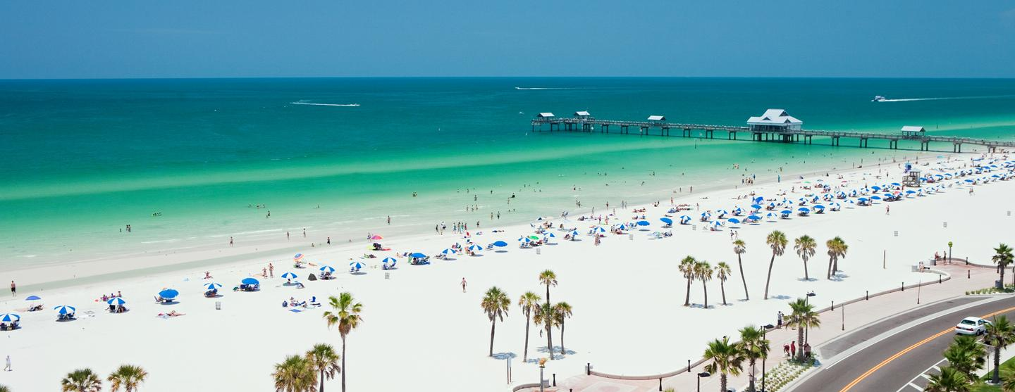 Clearwater Beach Car Hire