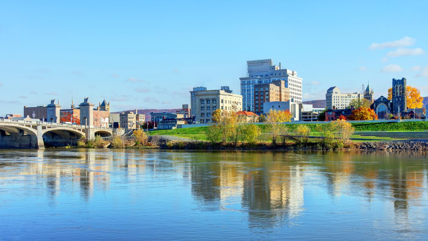 Wilkes-Barre car hire