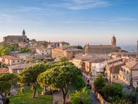 Ξενοδοχεία στην πόλη Montalcino
