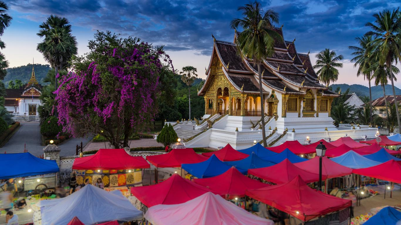 Luang Prabang autoverhuur