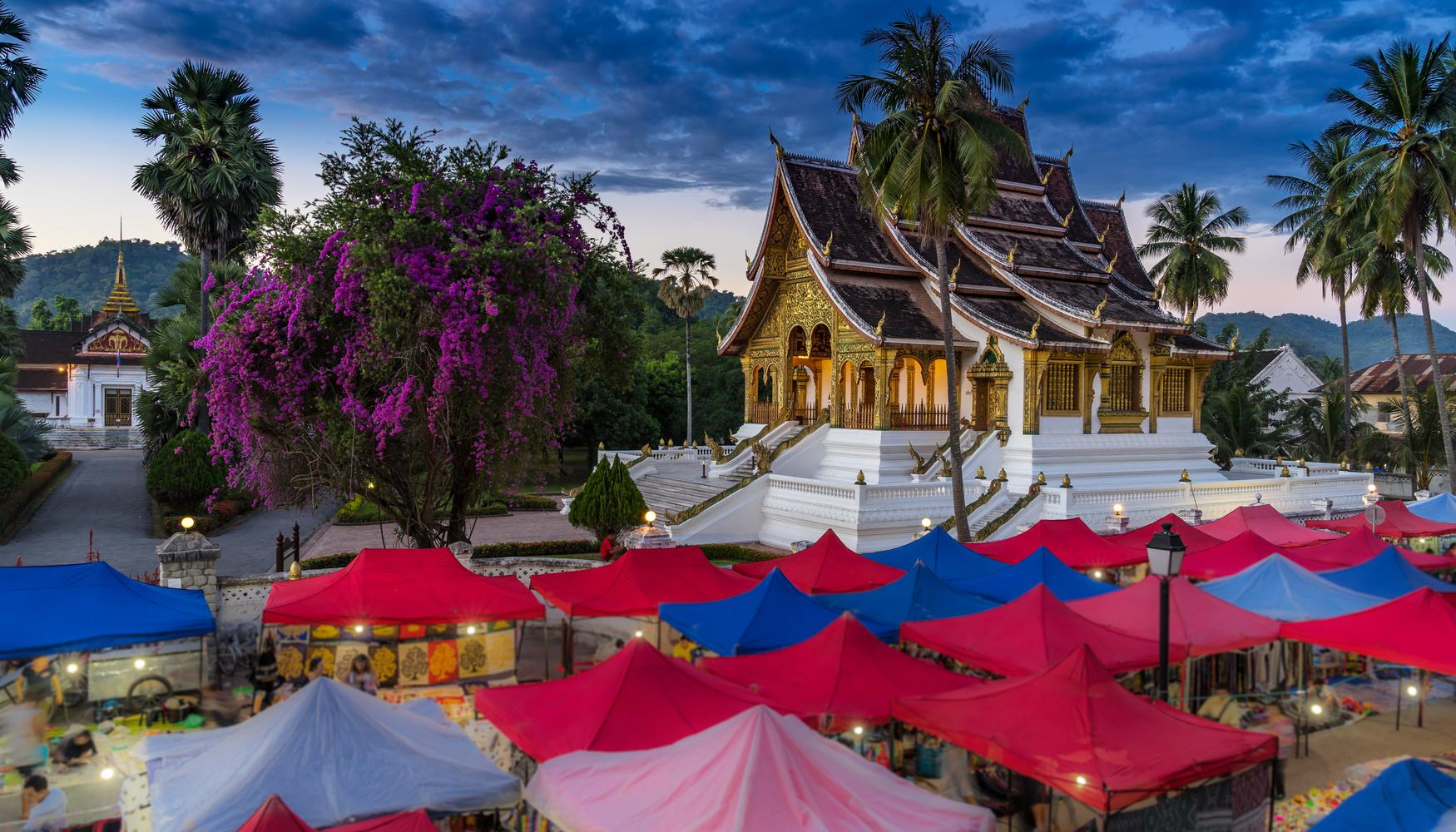 Car hire at Luang Prabang Airport