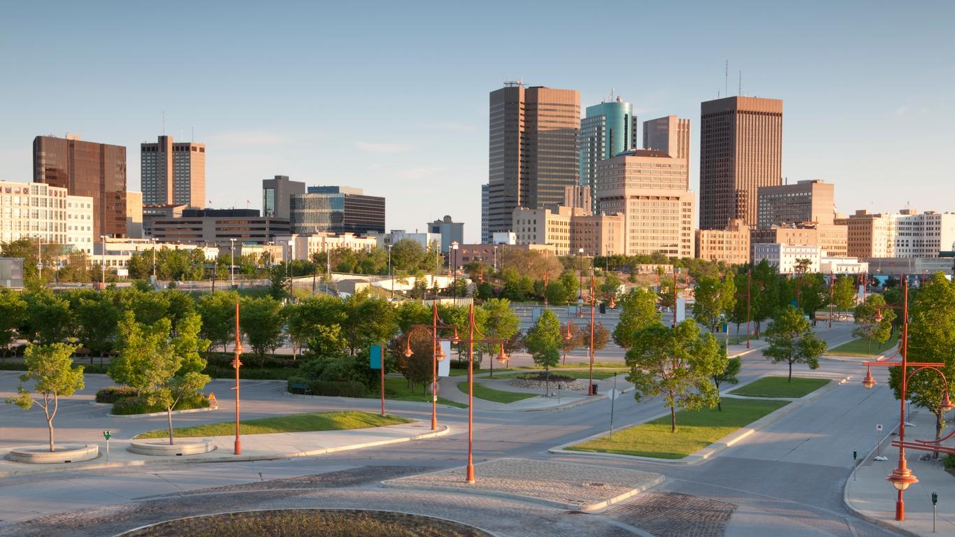 Winnipeg car hire