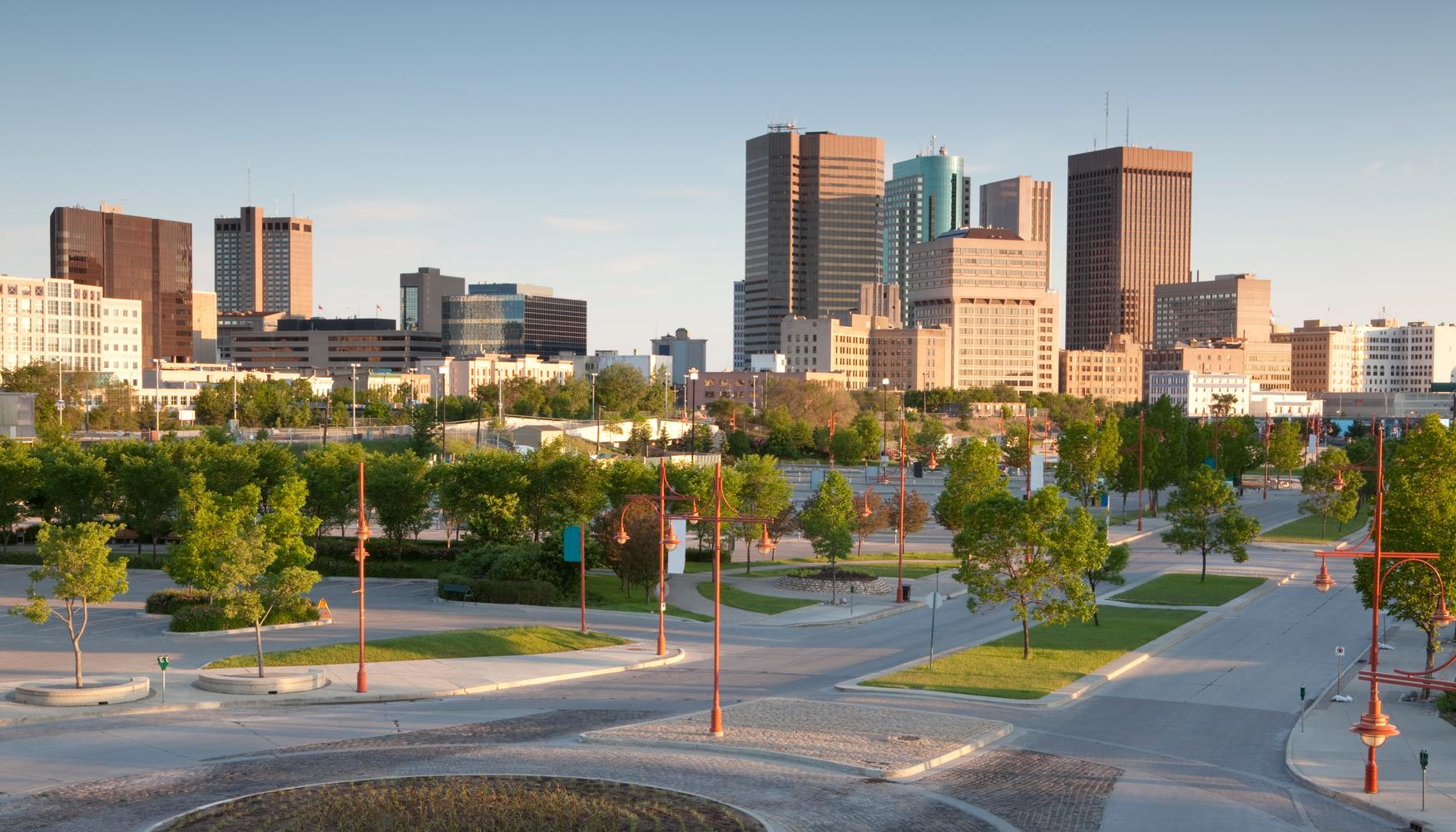 Autonvuokraukset Winnipeg lentokenttä