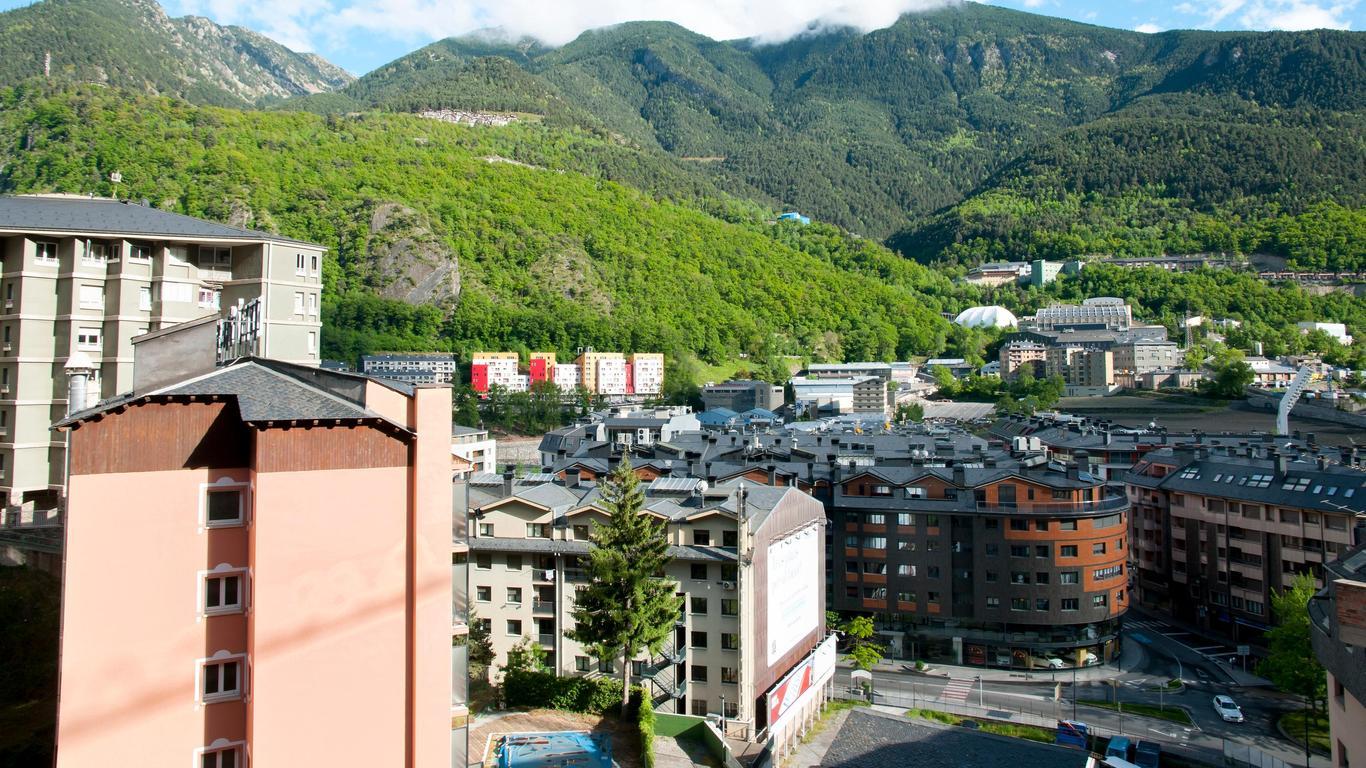Andorra la Vella car hire
