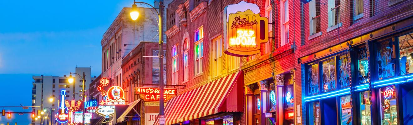 Hotels in Memphis
