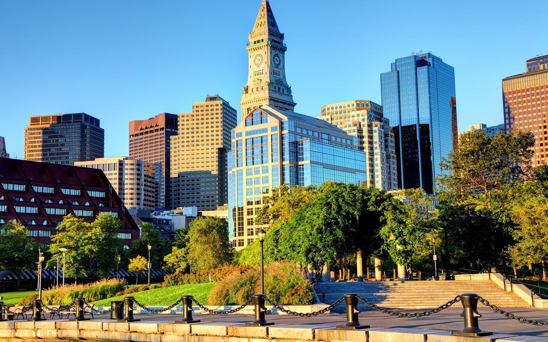 Бостон — отели
